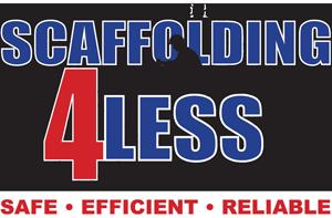 Scaffolding4Less logo